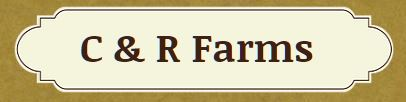 C & R Farms logo